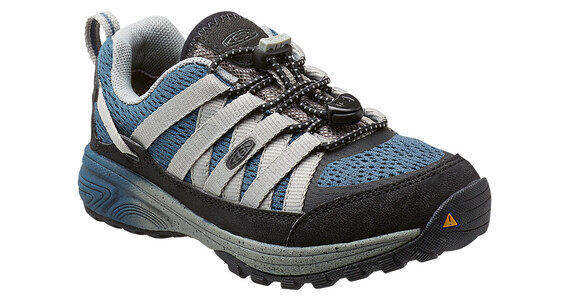 Keen Versatrail WP Shoes Kids Midnight Navy/Neutral Gray